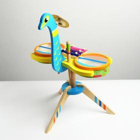 Детская музыкальная установка «Птица» 37,5×37,5×51 см