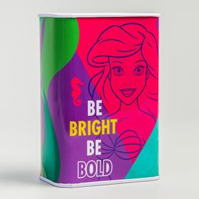 """Копилка """"Be bright, be bold"""", Принцессы"""