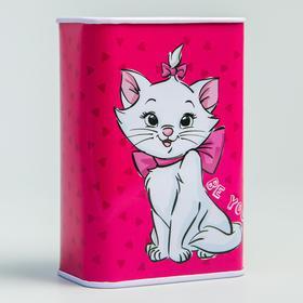 "Копилка ""Meow or never"", Коты аристократы 4,8 см х 7,8 см х 10,8 см"