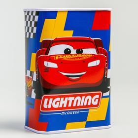"Копилка ""Lightning"", Тачки 4,8 см х 7,8 см х 10,8 см"