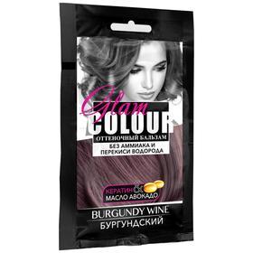 Оттеночный бальзам для волос FARA GC burgundy wine, бургундский, 40 мл