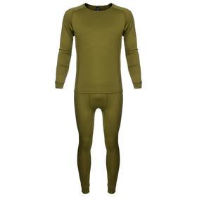 Комплект мужской Silver Pinquin Sense 065, до -60ºС, цвет олива, размер L (52)