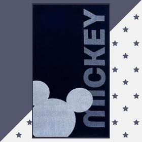 """Полотенце махровое """"Mickey"""" Микки Маус, 70х130 см, 100% хлопок, 420гр/м2"""
