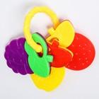 Набор погремушек «Счастливый малыш», 2 шт., цвет МИКС - фото 106530818
