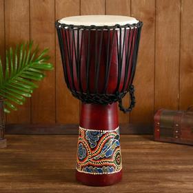 "Musical instrument ""Drum Djembe 3"" 50 cm"
