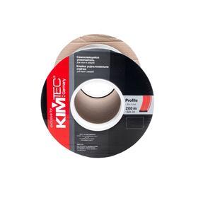 Уплотнитель KimTec SD-31C/4-850, 8х2 мм, бухта 200 м, 04-14-72, белый