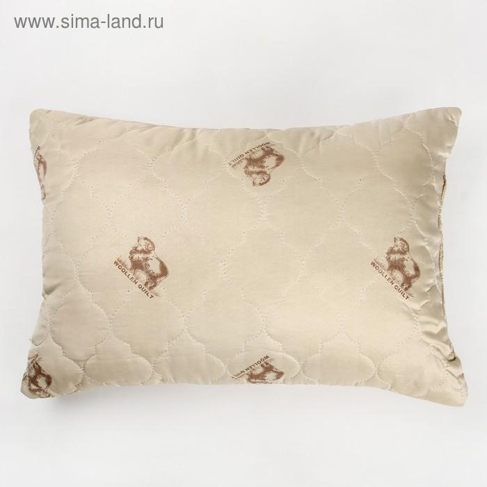 """Подушка Адамас """"Овечья шерсть"""", размер 70х70 см, чехол полиэстер"""