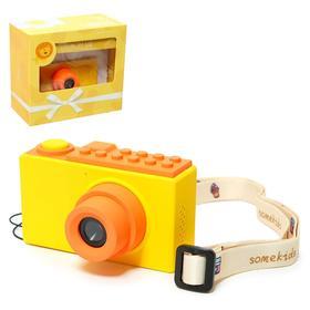 """Детский фотоаппарат """"Фото шик"""", цвет жёлтый"""