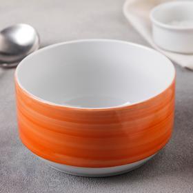 {{photo.Alt || photo.Description || 'Чашка для бульона без ручек Infinity, 470 мл, цвет оранжевый'}}