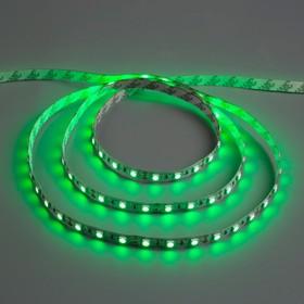 Светодиодная лента 12В, SMD5050, 5 м, IP33, 60 LED, 14.4 Вт/м, DC, ЗЕЛЁНЫЙ