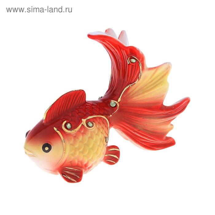 """Нэцкэ """"Золотая рыбка"""""""