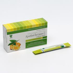 БАД ««Арнебия»», витамин С со вкусом лимона, 10 саше по 5 г
