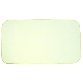 Наматрасник из клеёнки с ПВХ-покрытием, 60х120 см, в кроватку, с окантовкой Ош