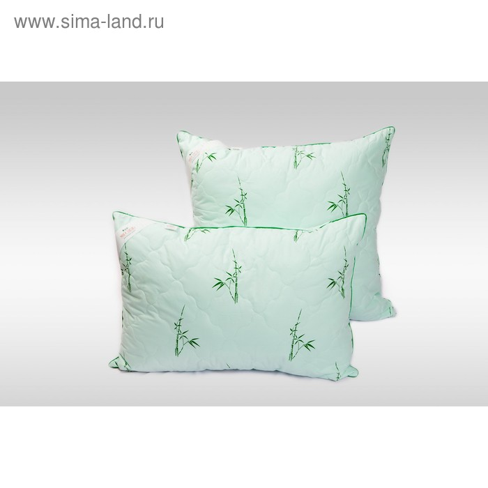 Подушка Миродель Бамбук, бамбуковое волокно 70*70 см, тик
