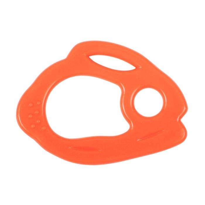 Прорезыватель силиконовый «Зайчик», цвет МИКС
