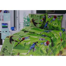 Постельное бельё 1,5 сп., Артпостелька Форвард 143*215см, 150*214см, 70*70 см 2 шт.