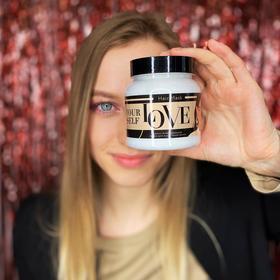 Восстанавливающая маска для волос LOVE, для всех типов волос, 280 мл