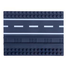 Пластина основание для конструктора «Игровое поле. Дорога»