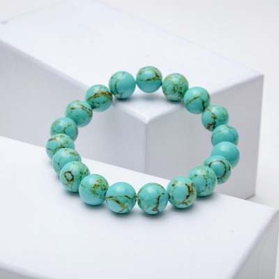 "Bracelet ball No. 10 ""old Turquoise"""