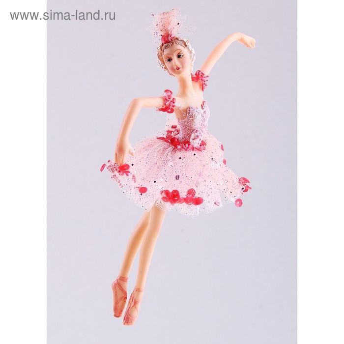"""Новогоднее украшение """"Балерина"""""""
