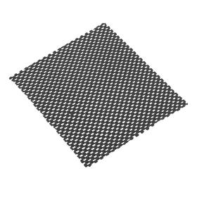 Anti-slip mat 19x17 cm, black