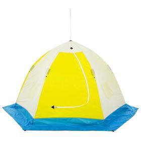Палатка зимняя «СТЭК» Elite 3-местная