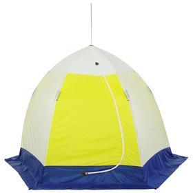 Палатка зимняя «СТЭК» Elite 4-местная с дышащим верхом