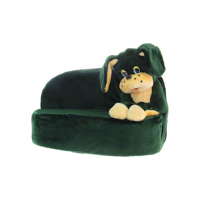 Мягкая игрушка «Диван «Собака», цвета МИКС