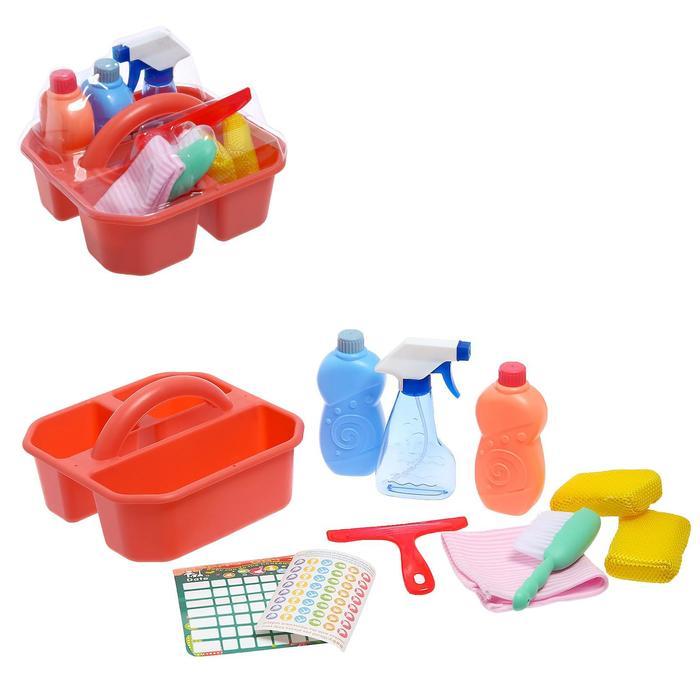 Игровой набор «Генеральная уборка» - фото 477377