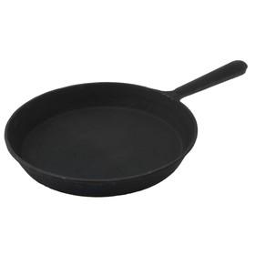 Сковорода d=20 см, цвет черный