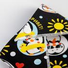 """Нагрудник -бандана непромокаемый """" Пингвин"""" на кнопке в наличии - фото 106205488"""