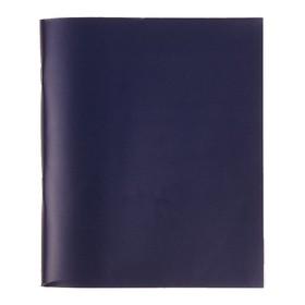 Тетрадь 96 листов в клетку, обложка бумвинил, блок офсет, МИКС