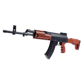 Автомат АК-12, стреляет пульками 6 мм