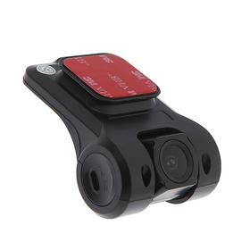 Compact Car DVR, FullHD 1080P resolution, 170°viewing angle