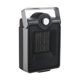 Тепловентилятор Polaris PCDH 2116, 1500 Вт, керамический, вентиляция, чёрный