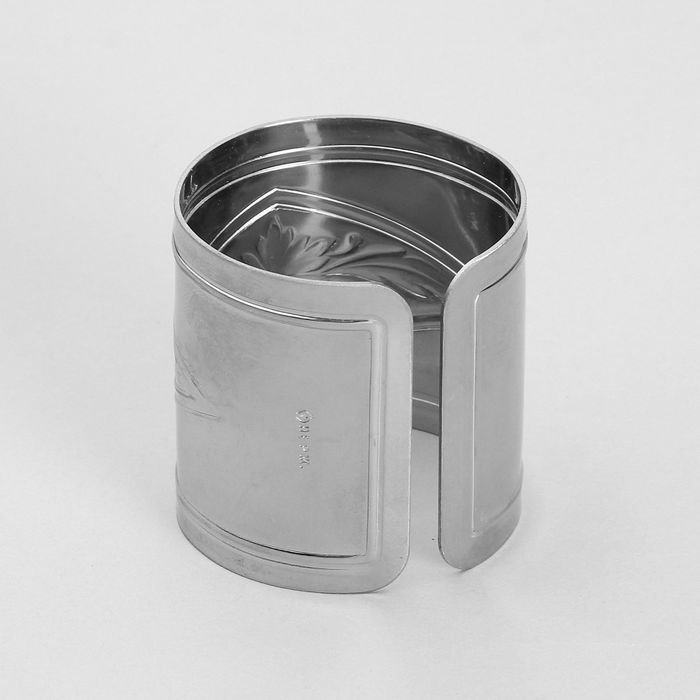 """Кольцо для салфеток """"Вензель"""" d=4,2 см толщина 0,6 мм"""