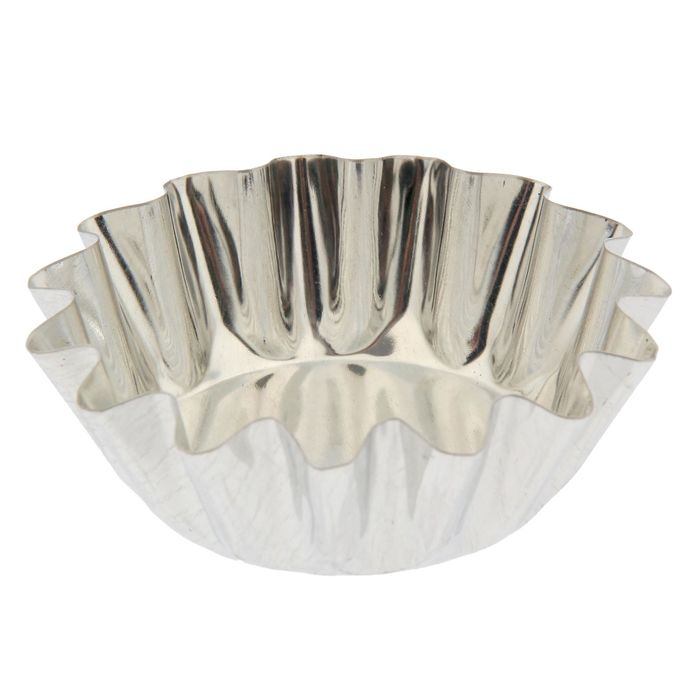 Форма для кексов 75 мл, толщина 0,25 мм