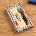 Gift set 3in1 (handle, wire cutters, corkscrew opener)