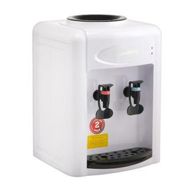 Кулер для воды AquaWork AW 0.7TDR, с нагревом/охлаждением, 700 Вт, белый с черным