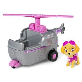 Машинка «Щенячий патруль со Скай»