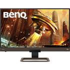 """Монитор Benq EX2780Q 27"""", IPS, 2560x1440, 144Гц, 5мс, HDMI, Dport, чёрный"""