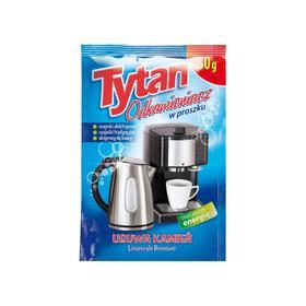 Порошок антинакипь TYTAN для чайников, кофемашин, 30 г