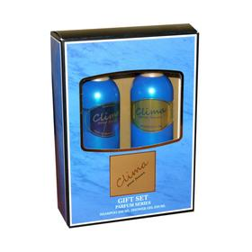 Подарочный набор женский Clima N 131: шампунь, 250мл и гель для душа, 250 мл