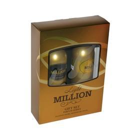 Подарочный набор женский Light Million N 161: шампунь, 250мл и гель для душа250 мл