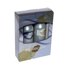 Подарочный набор женский Molecula N 181: шампунь, 250 мл и гель для душа, 250 мл