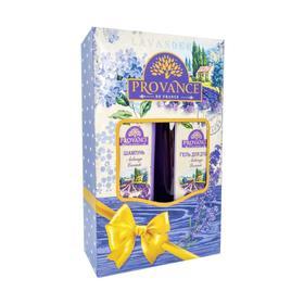 Подарочный набор женский MINI Provance № 101M Lavande: шампунь, 250мл, гель для душа, 250 мл