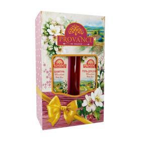 Подарочный набор женский MINI Provance № 121M Wild Rose: шампунь 250мл, гель для душа 250 мл