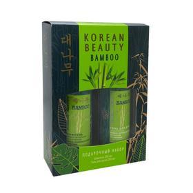 Подарочный набор женский Korean Beauty N 471 Bamboo: шампунь, 250мл и гель для душа, 250 мл