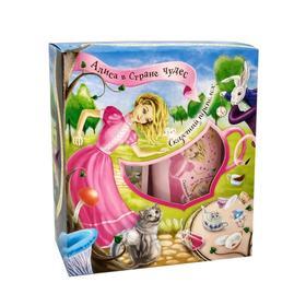 Подарочный набор Festiva «Алиса в Стране Чудес» N 511 Сказочный Переполох: шампунь, гель