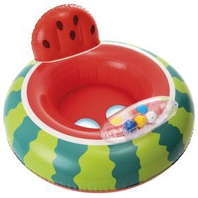 Круг-ходунки для плавания «Арбуз», 74 х 69 см, от 1-2 лет, до 15 кг, 56592NP